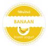 Banaan diepvries 0,5L
