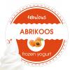 Abrikoos vers getapt